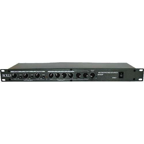 Rolls RM67 Mic/Source Mixer by rolls