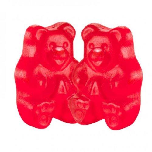 Albanese Wild Cherry Gummy Bears, 1LB ()