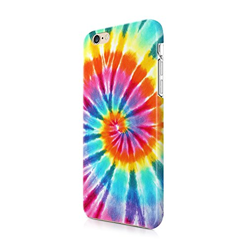 uCOLOR Case Compatible iPhone 6s/6,iPhone 8/7 Case for Girls Gradient Tie Dye Slim Soft TPU Durable Protective Case for iPhone 6S/6/7/8 -