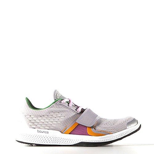 Adidas Atani Rimbalzo Grigio Perla / Oro Radiante / Blush Rosa Aq3046.  scarpe; gomma da cancellare; nuovo di ...