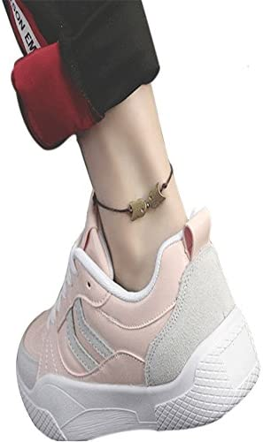 pisces coffee rope anklet POLPEP women gift girlfriend red string anklets girls fashion unique retro jewelry anklet men man students