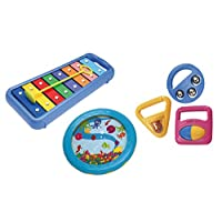 Banda de música para niños pequeños de Hohner