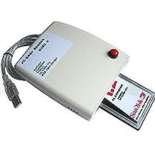 JCNCE USB2.0 Interface PCMCIA Card Reader,Read FLASH /DISK Card /ATA Card