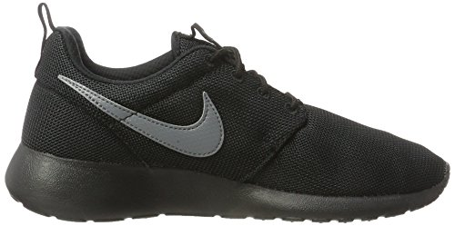 Nike Roshe One (GS), Color Negro, Talla 33.5