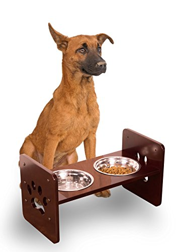 zoovilla Adjustable Pet Feeder by zoovilla (Image #10)