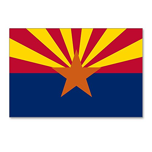 CafePress - Arizona State Flag - Postcards (Package of 8), 6