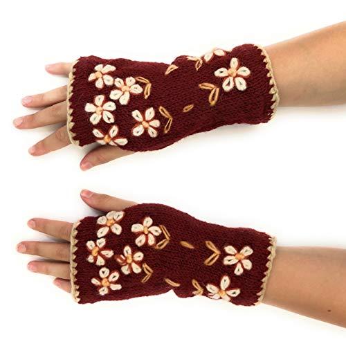 Giant Crochet Gloves - 9