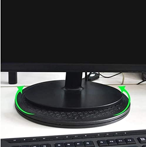 con cuscinetti a sfera girevoli da 12 pollici Camisin Supporto girevole per monitor TV e giradischi Lazy Susans in acciaio resistente