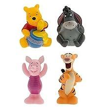 Disney Winnie The Pooh Squeeze Bath Toy Set - 4-Pc.
