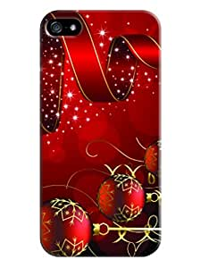 iphone 5/5s phone cover -TPU Case fashionable Accessories with Merry Christmas New Style