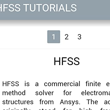 Amazon com: hfss tutorial: Appstore for Android
