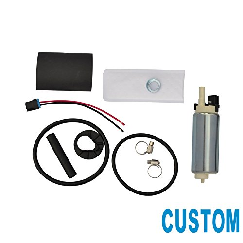 Chevrolet Lumina Sending Units (CUSTONEPARTS New Electric Intank Fuel Pump With Installation Kit Fit Buick Chevrolet GMC Pontiac Volvo EP313)