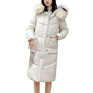 Amazon.com : Red Ta Women Winter Long Sleeve Fur Collar