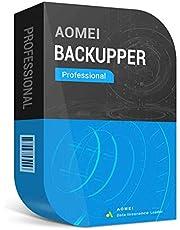 AOMEI Backupper Pro (2 PCs) - Latest Edition - (Direct Download)