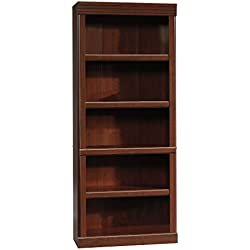 Sauder Heritage Hill Open Bookcase, Classic Cherry