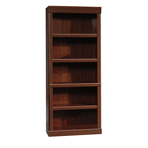 Sauder Heritage Hill Open Bookcase, Classic Cherry by Sauder