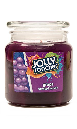 na's Candle 16.75-Ounce Jolly Rancher Grape Jar Candle (Grape Candle)