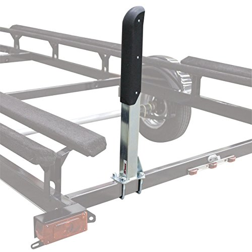 Extreme Max 3005.3783 Heavy-Duty Pontoon Trailer Guide-On System, 2 Pack (Renewed)