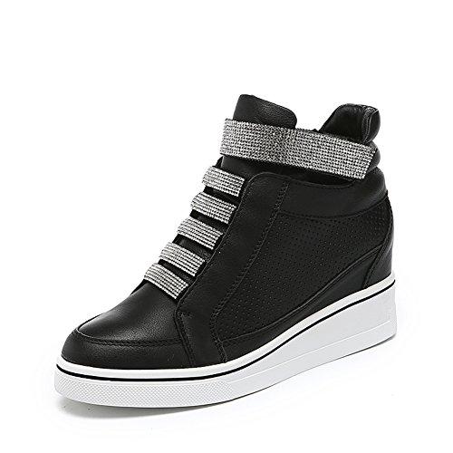 Transpirables zapatos de MS/Zapatos de aumento de altura A