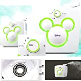Wdh-155g Humidifier Disney Mickey Mouse Max 1500ml 8hours Green...