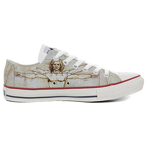 Converse All Star Chaussures coutume mixte adulte (produit artisanal) Slim Vitruviano