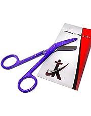 "Premium Quality Nurse EMT Bandage Trauma Shears Scissors 5.5"" (14cm) Stainless Steel (KKT)"