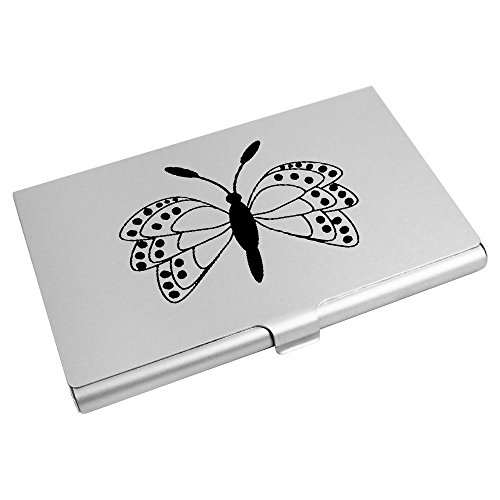 Wallet Card Holder Credit Azeeda 'Beautiful Card Butterfly' CH00009061 Business Bq4wBvx07