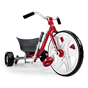 Radio Flyer Tailspin Trike, Red