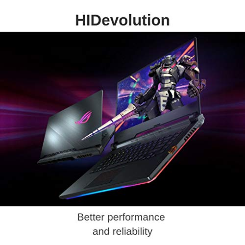Compare HIDevolution ASUS ROG Scar III G731GW (G731GW-KH71-HID12) vs other laptops