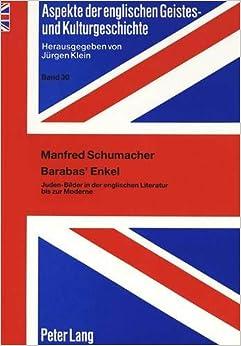 Paginas Para Descargar Libros Barabas' Enkel: Juden-bilder In Der Englischen Literatur Bis Zur Moderne Kindle A PDF