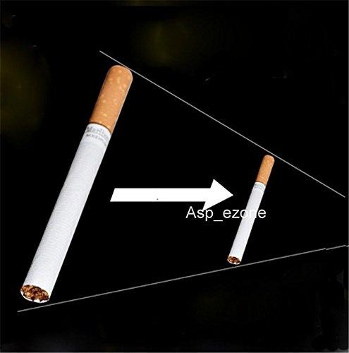 Magic Trick Tube Shrinking Cigarette Diminishing Cigar Vanishing Amazing Perfect