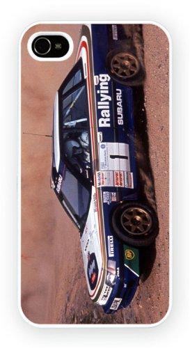 Subaru Legacy WRC, iPhone 6, Etui de téléphone mobile - encre brillant impression