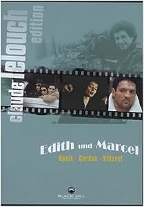 Edith and Marcel [Francia] [DVD]