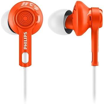 Philips SHQ2300OR/27 ActionFit Sports Headphones, Orange