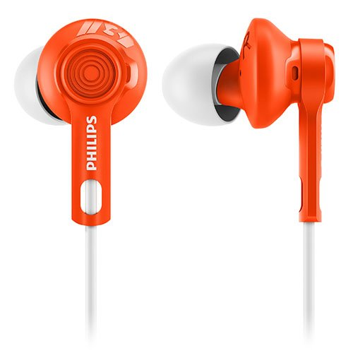 Philips SHQ2300OR 27 ActionFit Headphones