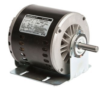 Evaporative Cooler Motor 1/2hp 1725/1140 RPM 56Z 115V # SV2054BV2L - 2 Speed Evaporative Cooler