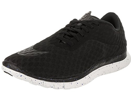 Nike Free Hypervenom Low Herren Sneaker black-black-ivory-game royal