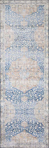 Loloi II LAYLLAY-07BBTG2050 Layla Collection Area Rug, 2'0