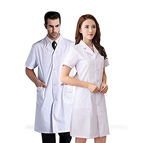 35f74ad534e Buy Lepakshi Nurse Uniform White Coat for Medical Use with Sleeve and  Without Sleeve Online at Low Price in India | Lepakshi Camera Reviews &  Ratings ...