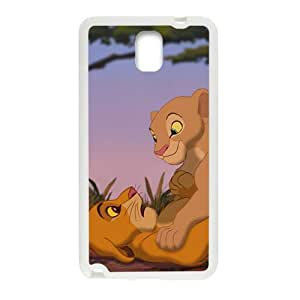 Happy The Lion King Cell Phone Case for Samsung Galaxy Note3