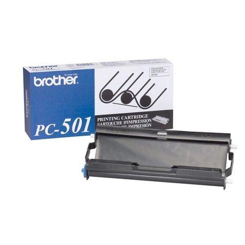 (Brother PC501 Thermal Print Cartridge Ribbon)