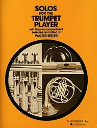 G. Schirmer Solos for Trumpet Player with - G Trumpet Schirmer