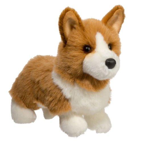 Douglas LOUIE CORGI Plush Dog Stuffed Animal Toy10