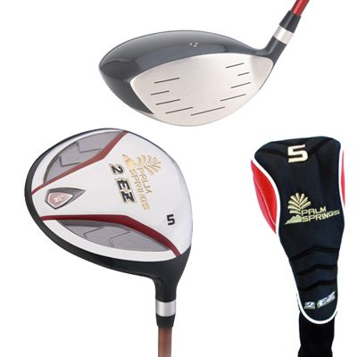 Palm Springs Golf 2ez SS 5 Wood MLH Reg