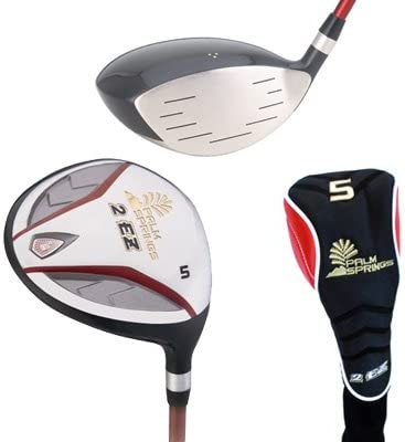Palm Springs Golf 2ez SS 5 Wood MRH Reg