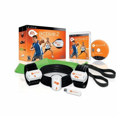EA Sports Active 2 Bundle with Weights - - Hardware Ps3