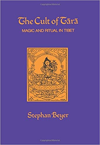 Beyer Cult of Tara cover art