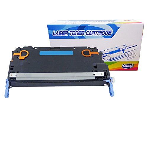 Inktoneram Compatible Toner Cartridge Replacement for HP Q6471A 502A 3800 3800dn 3800dtn 3800n CP3505dn CP3505n CP3505x 3600 3600dn 3600n (Cyan) (Hp Q6471a Compatible Toner)