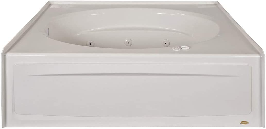 Signature Hardware 423062 Frayser 71 Cast Iron Double Slipper Pedestal Tub
