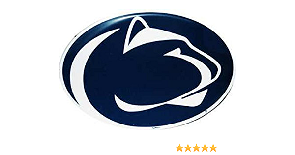 Saddle Mountain Souvenir Penn State University 12 inch Car Magnet